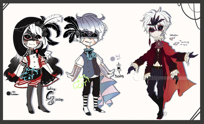 Adoptable Melanencrer Batch #4,5,6 Auction |OPEN| by s102912
