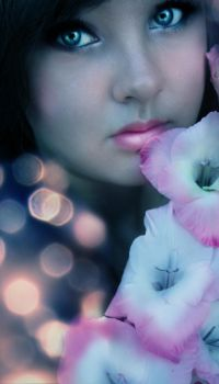 Lights of flowers by pearl10