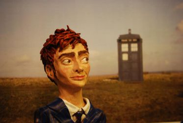 The 10th Doctor - Stroll in the Countryside by madteaparty