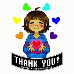 THANK YOU UNDERTALE! SPEEDPAINT by HeavenRose150