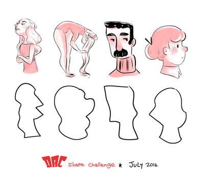 July 2016 Shapes by Helen-Green