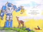 transformers: the golden lagoon, after man by puticron
