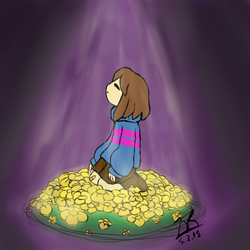 UnderTale - A New Start by Chia138