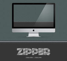 Zipper by leoatelier