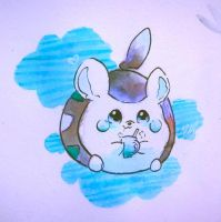Togedemaru ~ the morning pokemon