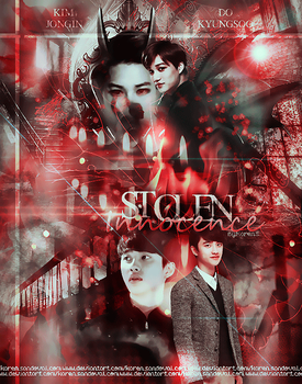 #2 Stolen Innocence [KAISOO POSTER] by IwillGoUp