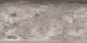 Charon Texture Map by NeptuneProGaming