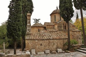 Old Monastery Stock 02 by AfarStock