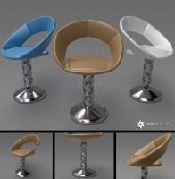 Free Saturn Chair Download by LuxXeon