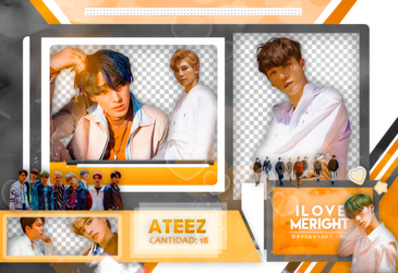 +ATEEZ (TREASURE EP 1: ALL TO ZERO) |PACK PNG| 207 by iLovemeright