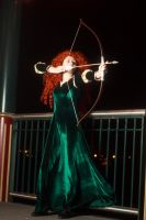 Merida from Brave Cosplay by firecloak