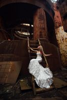 ...trash-the-dress -3-... by OlegBreslavtsev