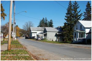 Constableville, NY - Small Town by MauserGirl