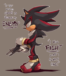 enemy by Cylent-Nite