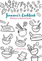 Joumana's Cookbook to color... by Majnouna