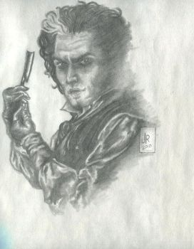 Sweeney Todd by PsychoticTALENT
