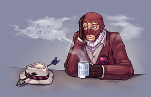TF2 - Tired by Tanita-sama