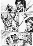 Wolverine / Megalith by tonydax