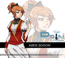 Mirie Jenson by eadgear