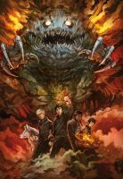 Magisterium - The Copper Gauntlet Cover by Eyardt