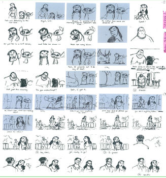 LiloandStitch/Storyboards by AmberHollinger