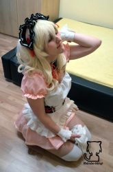 Maids dont have an easy life 2 by Natsuko-Hiragi