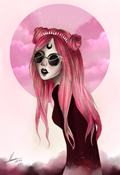 Pink Is The New Black by MauroStrange