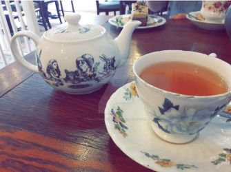 Mad Hatter Tea by Creating--Memories