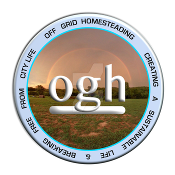 Off Grid Homesteading Logo Design by OffGridHomesteading