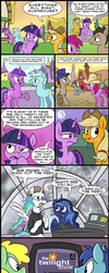 Comic: The Twilight Show by SpainFischer