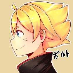 Boruto by HappyClementine