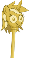 Lyra's Scepter by nullkal