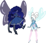 SU Tempest and SweetHeart Lapis Adopts (closed) by SmilesUpsideDown