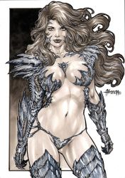 Witchblade by Alissonart