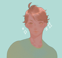oikawa by Camipoot
