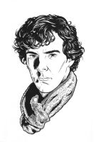 Sherlock by DMThompson