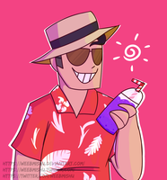 Get your ass ready for summer boy by WeebMishu