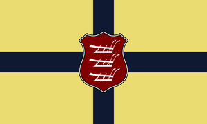A Proposal for a New Flag of New Jersey by Marmocet