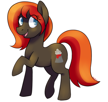 Caldera Cone is a Pone by InkBlu