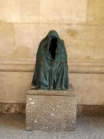Stock .Statue of Death. by E-DinaPhotoArt