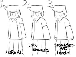 Which style? by Gameaddict1234