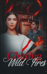 Chasing Wild Fires | Wattpad Cover 04 by Nawns21