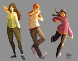 The Crew by staarpiece