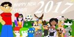 Happy New Years (to 2017) by Jackson93