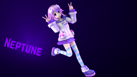 {SFM} Neptune by AquaDestroyer