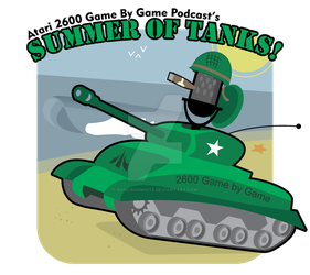 @2600GamebyGame Podcast 'Summer of Tanks' by doncroswhite