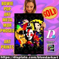 Bowie Metamorphoses - by BluedarkArt  by Bluedarkat