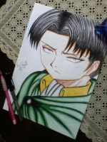 Levi Rivaille by Emi952