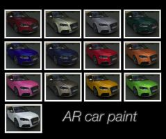 car paint for AR3 by OsTin