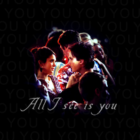 All I see is you by galato